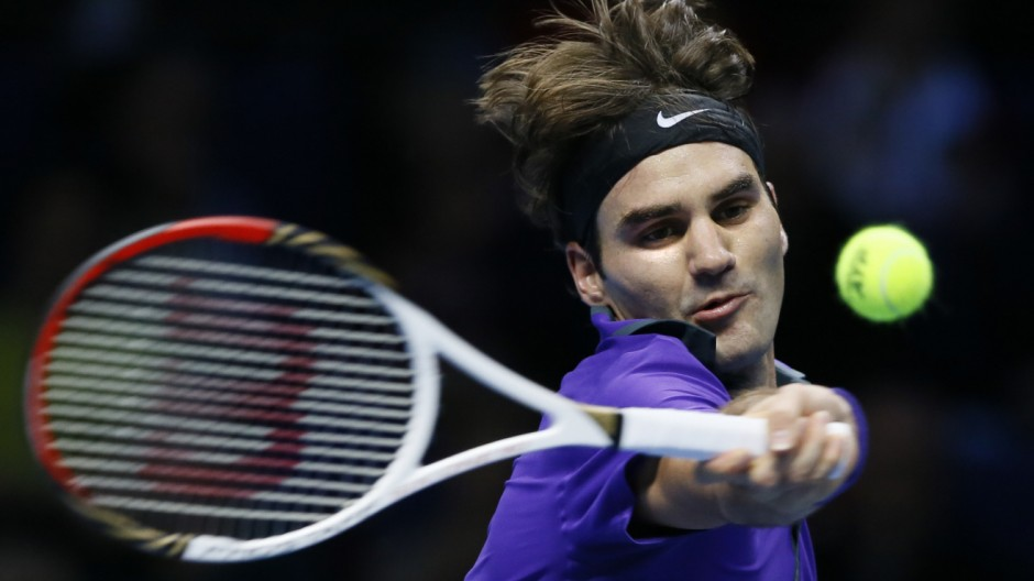 Tennis ATP-Masters in London