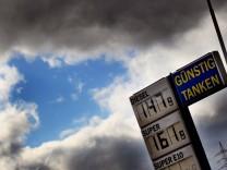 Benzinpreis Kontrolle
