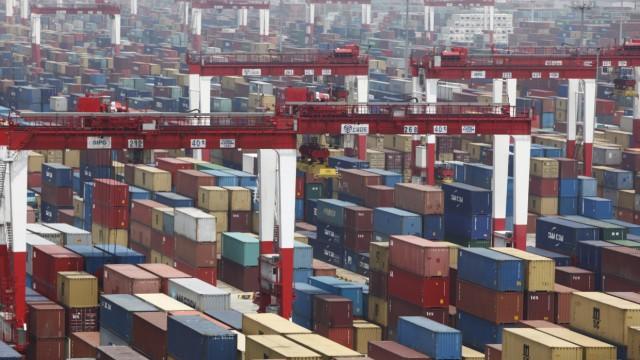 Wirtschaftsentwicklung China