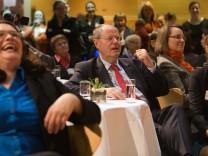Roter Frauensalon der SPD