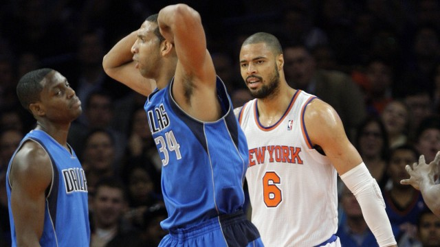 Brandan Wright, Tyson Chandler