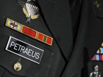 David Petraeus CIA Rücktritt FBI Email