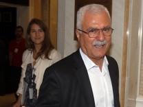 Syrische Nationalrat, SNC, syrien, Assad, George Sabra, Sabra