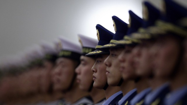 USA China Weltmacht Systeme