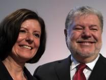 SPD Rheinland-Pfalz Kurt Beck Malu Dreyer Ministerpräsident
