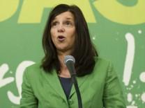 Die frisch gekürte Spitzenkandidatin der Grünen für die Bundestagswahl 2013, Katrin Göring-Eckardt
