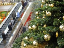 Weihnachtsgeschäft, Weihnachten, Konsum, Studie
