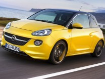 Opel Adam, Opel, Adam, Kleinwagen, Fiat 500, Lifestyle, Mini