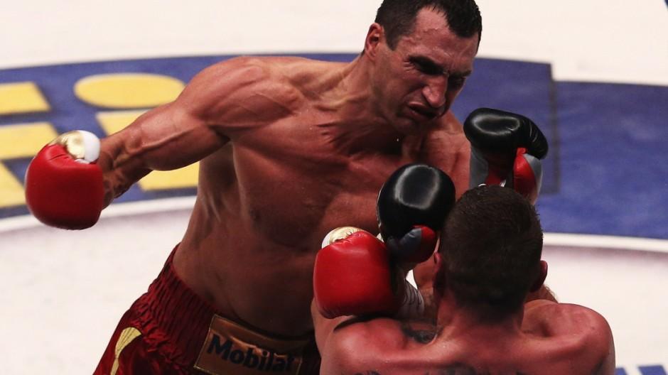 Wladimir Klitschko v Mariusz Wach - IBF IBO WBA WBO World Championship