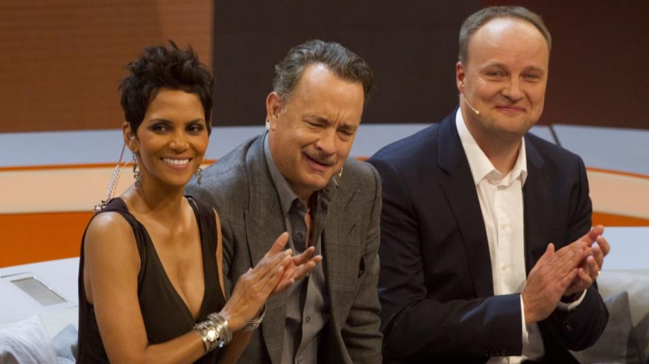 Wetten dass Halle Berry Tom Hanks