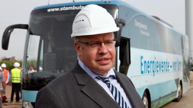 Altmaier will Buergerbeteiligung an Stromleitungen verwirklichen
