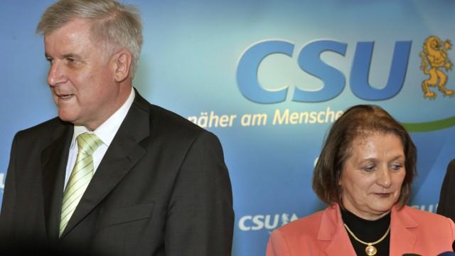Schwarz-gelbe Koalition in Bayern