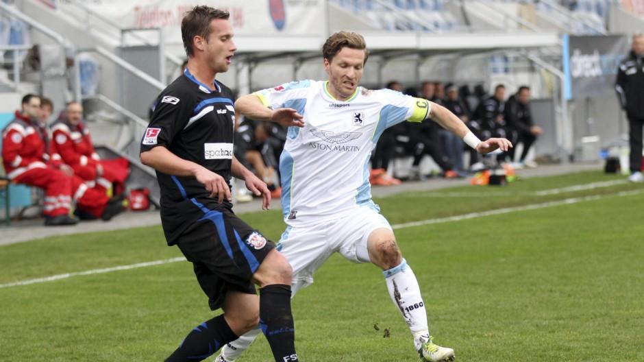 FSV Frankfurt 1899 - TSV 1860 Muenchen