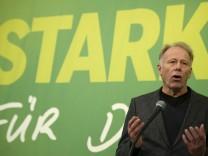 Trittin und Goering-Eckardt fuehren Gruene in Bundestagswahlkampf