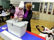 Wahlen in Slowenien