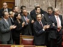 Premierminister Samaras