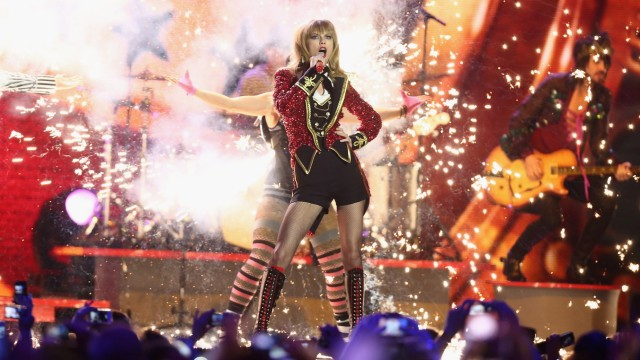 Country-Star Taylor Swift