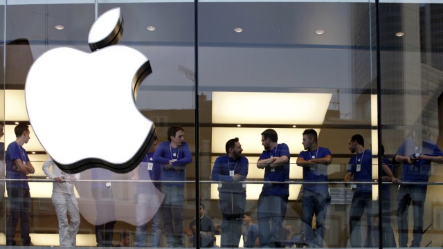 Verkaufsstart des neuen iPad von Apple