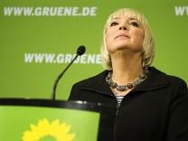 Roth will Grünen-Vorsitzende bleiben