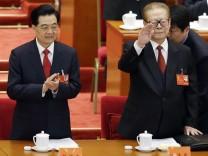 Hu Jintao Jiang Zemin
