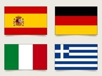 PIIGS Europa Wirtschaftsgrafik Interaktiv Teaser