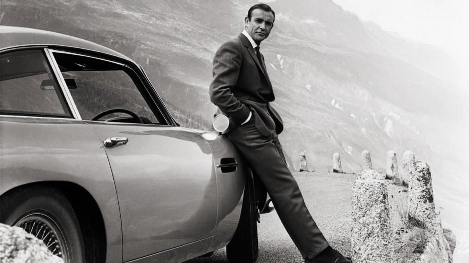 James Bond James-Bond-Buch