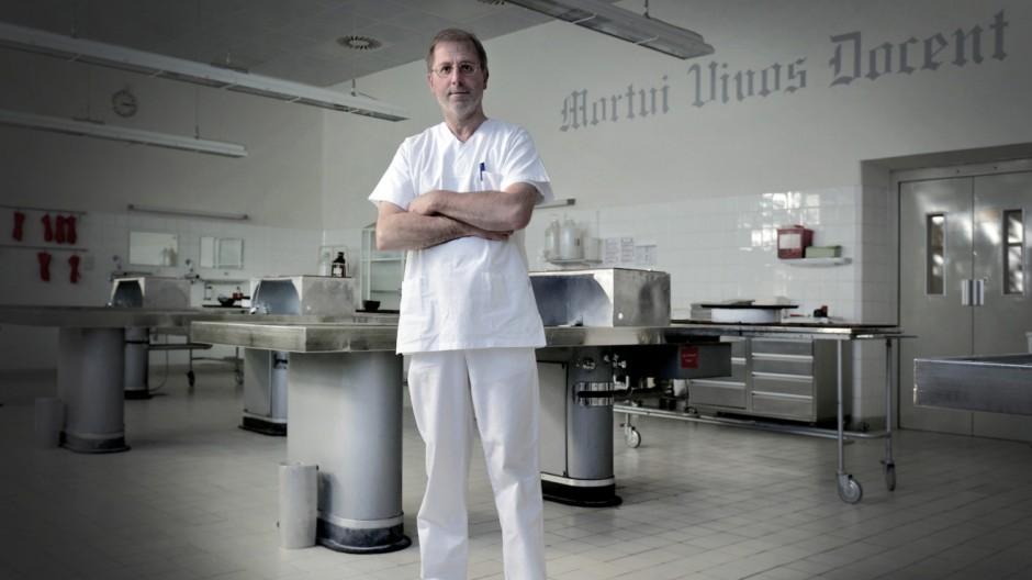Leichenpräparator Alfred Riepertinger