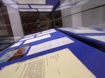 """Archivbestände der Münchner """"Gesellschaft für christlich-jüdische Zusammenarbeit"""" zur """"Woche der Brüderlichkeit"""", 2012"""