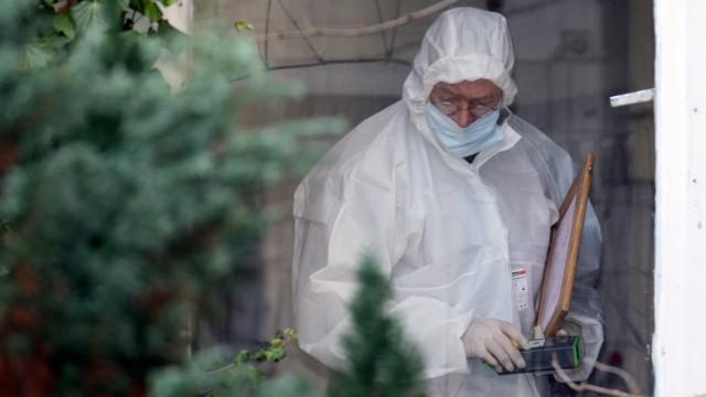 Ermittlungen in Hamburg nach Litwinenko-Mord