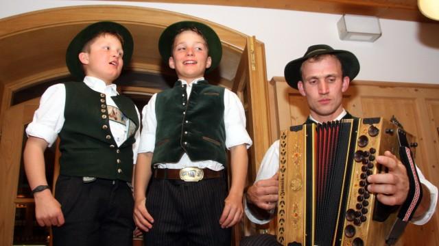 Musikantentreffen im Seehof