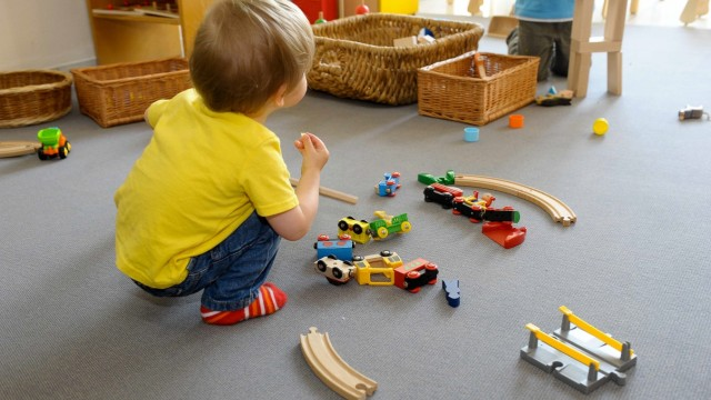Zorneding Kindergarten Sankt Georg Pöringer Kita