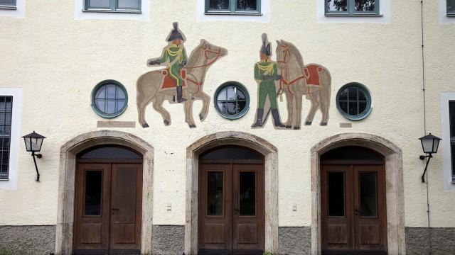 Prinz-Heinrich-Kaserne Lenggries