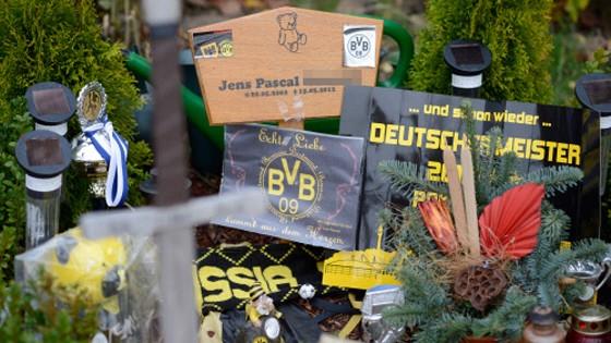 Grab von Jens Pacal in Dortmund