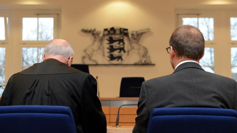 Prozess gegen Buergermeister von Rickenbach
