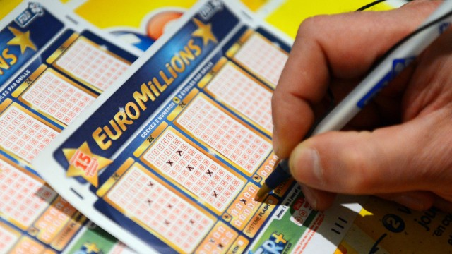 Lotterie Euro Millions