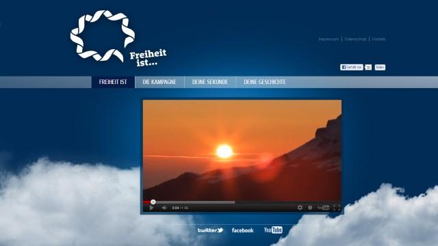 FDP Kampagne Freiheit