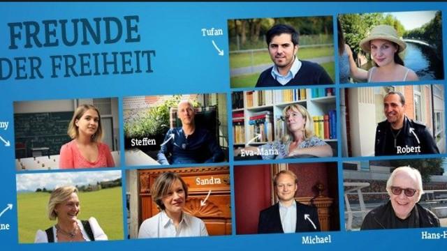 Freiheit FDP Kampagne