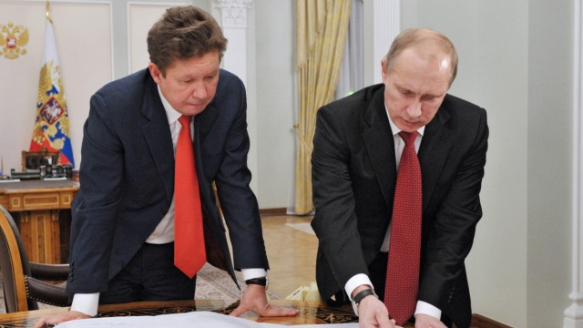 Gazprom to invest billions on gas project for Asian markets