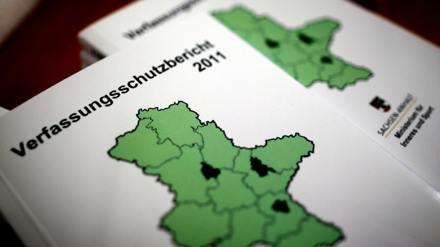 Verfassungschutz NSU-Ermittlungen