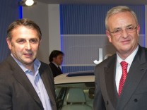 Martin Winterkorn und Klaus Allofs