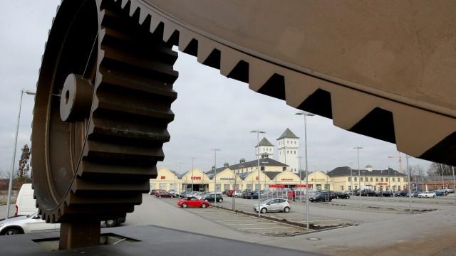 Freising Kino Schlütergelände