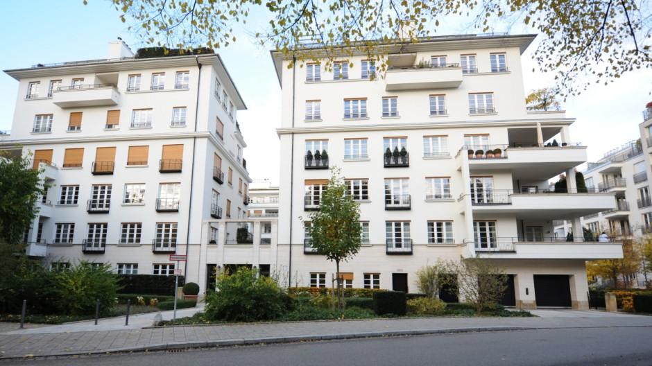 Wohnungsmangel Finanzstabilitätsbericht