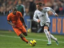 Länderspiel Niederlande - Deutschland