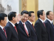 New CPC Leaders Meet Press