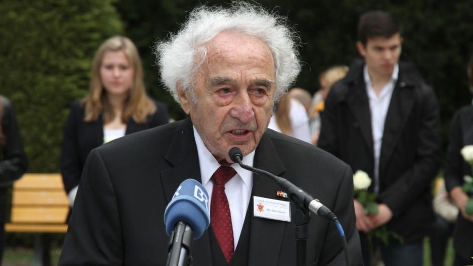 Dachau Max Mannheimer
