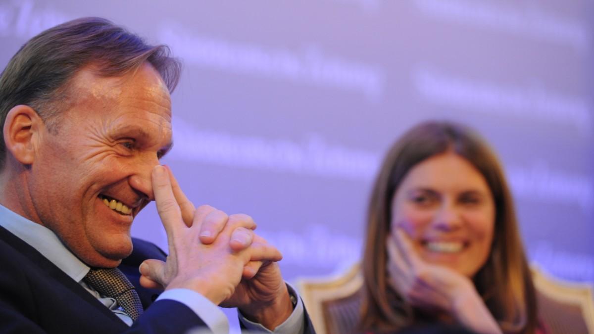 Bvb Boss Watzke Bei Sz Kongress Lustige Sprüche In