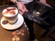 Trinkgeld, Foto: ddp