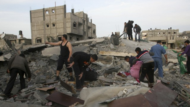 Nahost-Konflikt Gaza-Konflikt
