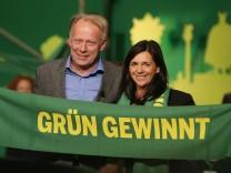 Grüne Jürgen Trittin Katrin Göring-Eckardt