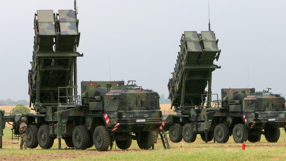 """Raketen-Abwehrsystem ´Patriot"""""""